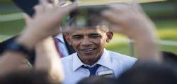 Barack Obama : Il Dalai Lama a Casa Bianca
