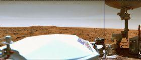 Marte : le nuvole di ghiaccio fondamentali per il clima del pianeta