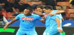 Napoli-Sassuolo Diretta tv Streaming e Online Gratis Serie A