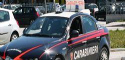 Taranto  : Cosimo e Mirko De Pasquale - Padre e figlio in giro con fucile