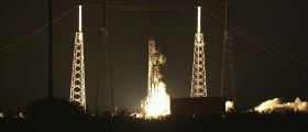 SpaceX: la Dragon vola verso la ISS ma il Falcon 9 impatta all