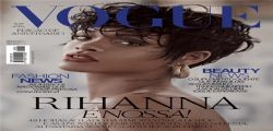 Rihanna super sexy per Vogue Brasile