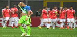 Europa League : Risultati Inter - Fiorentina - Roma - Sassuolo
