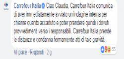 Nicola Savino contro L