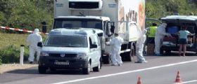 Morti nel camion in Austria : Sale il bilancio delle vittime migranti