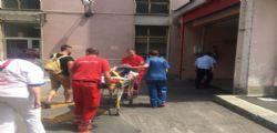 Torino : Bimbo di 9 mesi gravemente ustionato