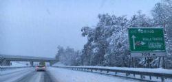 Maltempo : Pioggia e neve sull'Italia