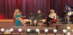 Sandra Milo al Maurizio Costanzo Show : decisi di fare un lifting al viso