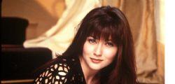 Shannen Doherty : la star di Beverly Hills 90210 ha un tumore