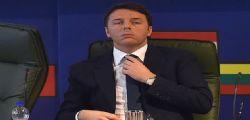 Matteo Renzi : Italia non è in mano ai furbi