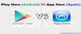 Play Store vs App Store : Android doppia i download di Apple, ma non è tutto oro per Google