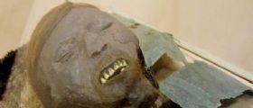 Ritrovata mummia di 900 anni fa in Siberia : E