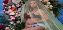 Beyoncé incinta ... la foto più vista di sempre su Instagram