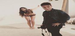 Linda Morselli : I sexy auguri a Valentino Rossi su Instagram