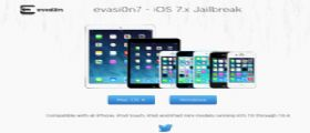 Jailbreak Evasi0n 7 Vers. 1.0.5 : Download per iPhone 5S e 5C con supporto a iOS 7.0.5