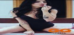 Giulia De Lellis : La fidanzata di Andrea Damante sexy in topples per GQ