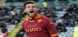 Roma Sampdoria 3-0 : Destro in grande spolvero
