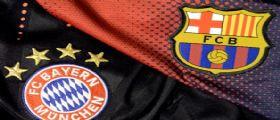Bayern Monaco - Barcellona Streaming e Diretta Champions League