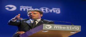 Matteo Renzi a Rimini: Nel 2016 via Imu e Tasi per tutti!