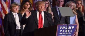 Donald Trump è il nuovo Presidente Usa: Sarò il Presidente di tutti gli americani