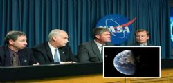 NASA : La terra si spegnerà per 6 giorni, la bufala da Huzlers