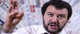 Terremoto , Matteo Salvini : Renzi nomini Tronca commissario