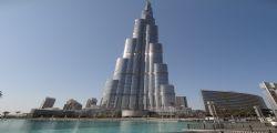 Al Burj Khalifa miliardari senza ascensori :163 piani a piedi?