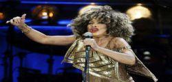Tina Turner colpita da un ictus: annullato il tour in Austria