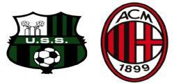 Sassuolo Milan Streaming Diretta Partita e Online Gratis Serie A