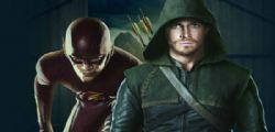 The Flash e Arrow : Anticipazioni Prima Tv Stasera Italia1 20 Gennaio 2015