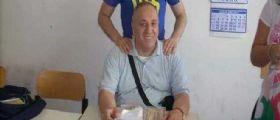 Eboli (Sa) : Padre Cosimo Corrado muore a scuola davanti a studenti e colleghi