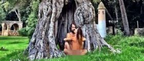 Naike Rivelli e Yari Carrisi : Amore tantrico tra gli ulivi di papà Al Bano