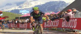 La 16° tappa del Giro d