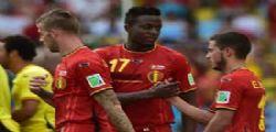 Corea del Sud Belgio Streaming Live Diretta Partita e Online Gratis Mondiali 2014