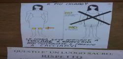 Cagliari : La Chiesa di Gesico vietata alle donne con la gonna sopra le ginocchia!