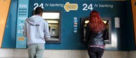 Crisi : A Cipro il blocco dei prelievi bancomat