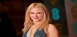 Nicole Kidman bellissima ai Bafta