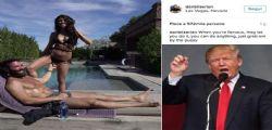Dan Balzerian appoggia Donald Trump : Quando sei un vip, puoi fare quello che vuoi...