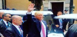 G7 : Nessuna conferenza stampa di Donald Trump