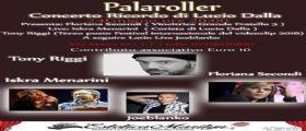 Tony Riggi in concerto il 24 giugno al Palaroller