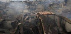 Filippine : incendio in baraccopoli Manila, 15 mila persone senza tetto