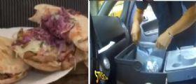 Striscia la Notizia - inchiesta choc sul kebab : Carne contaminata da batteri fecali