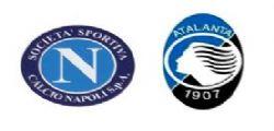 Napoli-Atalanta Diretta tv Streaming e Online Gratis Serie A
