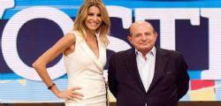 Adriana Volpe contro Giancarlo Magalli : Mi ha violentata verbalmente