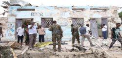 Attentato Mogadiscio rivendicato da Shabaab
