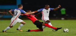 Qualificazioni Mondiali Russia 2018 : Stati Uniti eliminati, Panama avanti