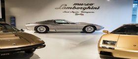 Visita guidata al Museo Lamborghini di Sant