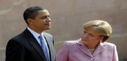 Datagate : Angela Merkel spiata dal
