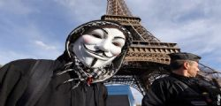 Anonymous ha oscurato oltre cinquemila account dell