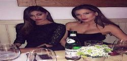 Belen Rodriguez e Claudia Galanti insieme su Facebook